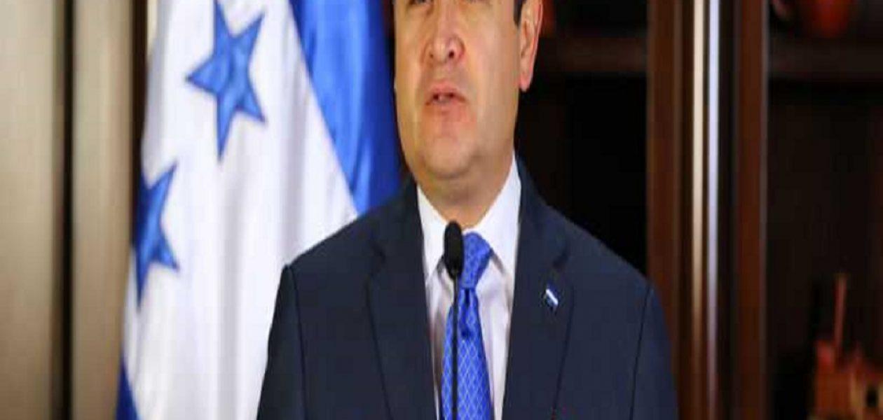 Presidente de Honduras dijo «Mantenemos nuestra firme posición a favor del pueblo venezolano»