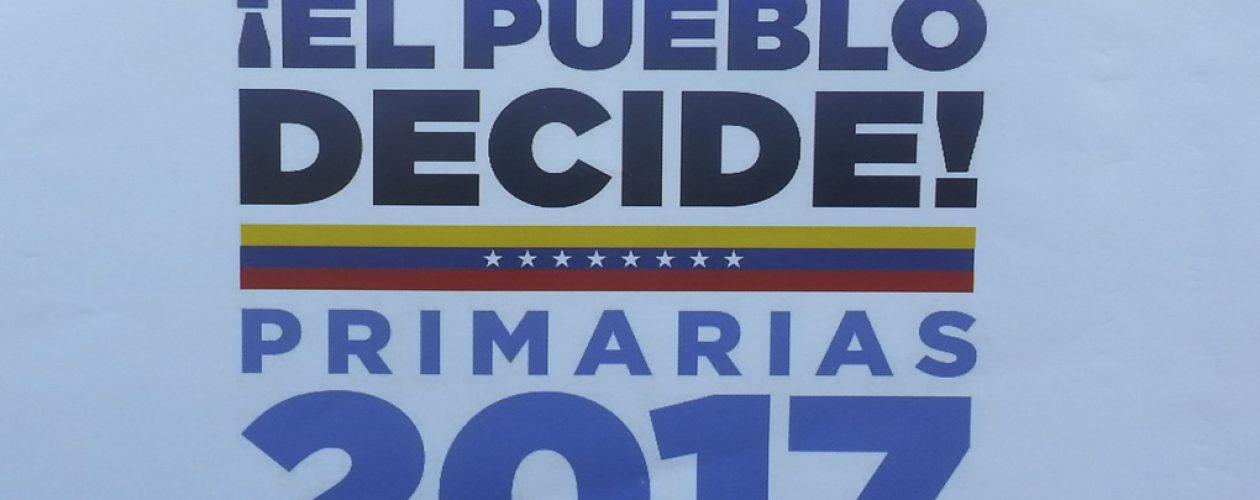 Primero Justicia exige repetir primarias en Aragua