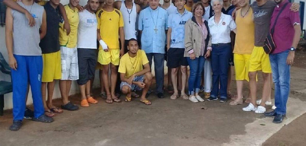 Hospitalizan a siete estudiantes privados de libertad con paludismo