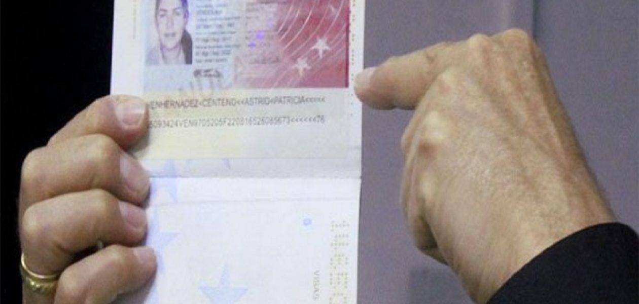 Solicitudes para prórroga de pasaportes venezolanos inicia este miércoles
