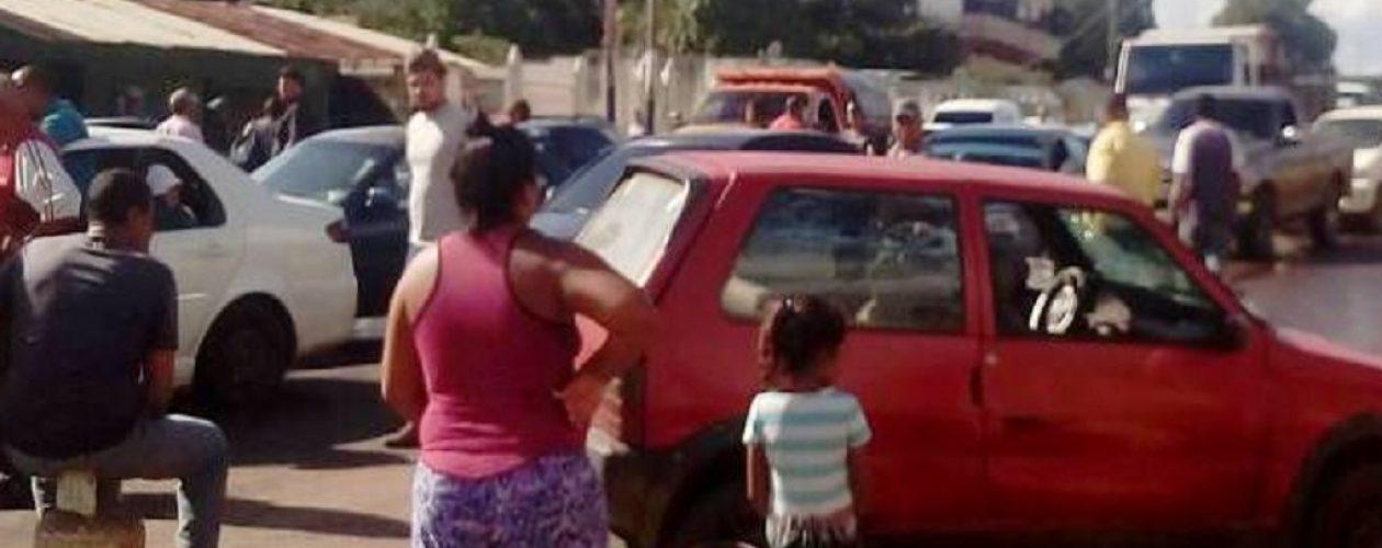Fallas en el gas doméstico genera protestas al sur de Bolívar