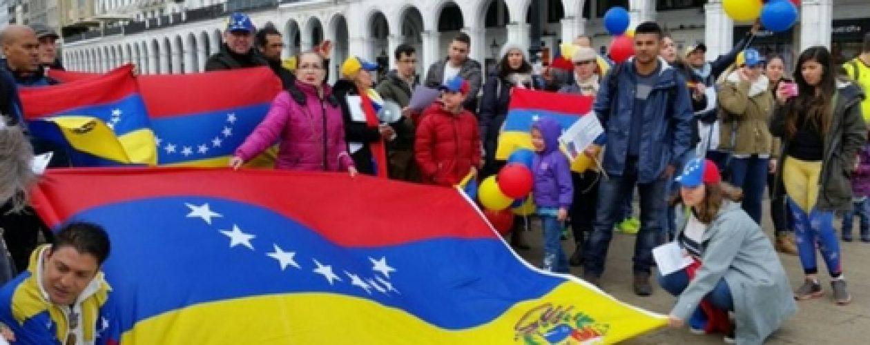 Así va la protesta mundial por Venezuela este 29 de abril