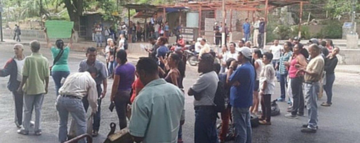 Reportan protesta en Palo Verde por falta de agua