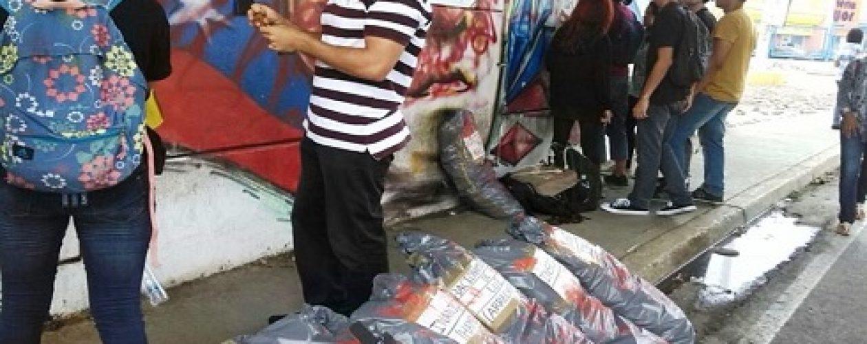 La criminalización de las protestas en Venezuela