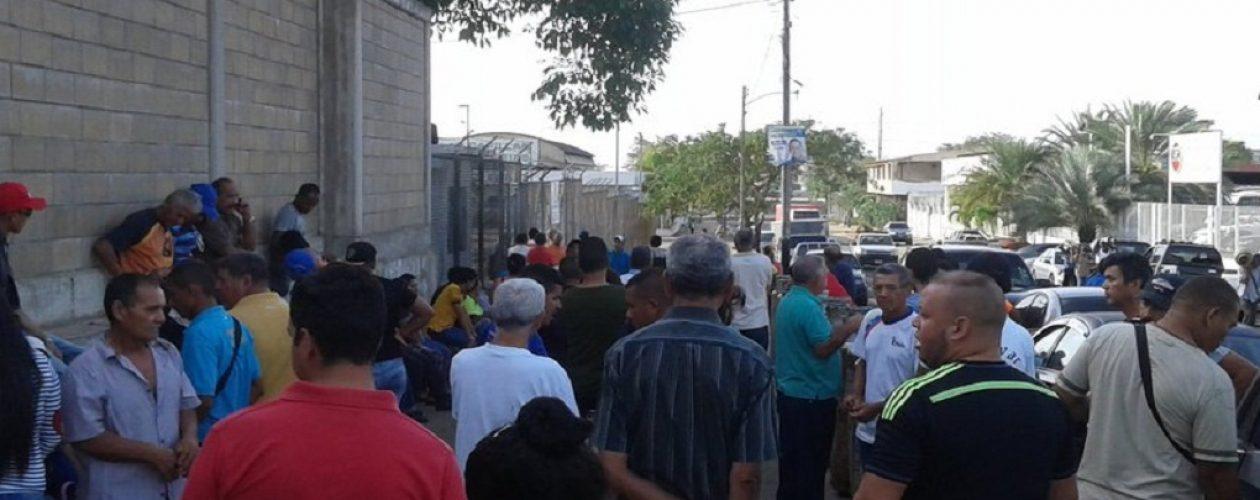 Protestas en Guayana: sin agua, sin gas y sin luz