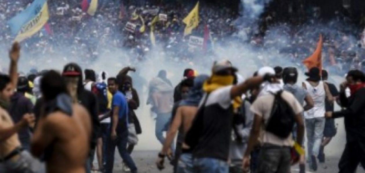 Protestas espontáneas en lo que va de 2018 mantienen ritmo de 2017