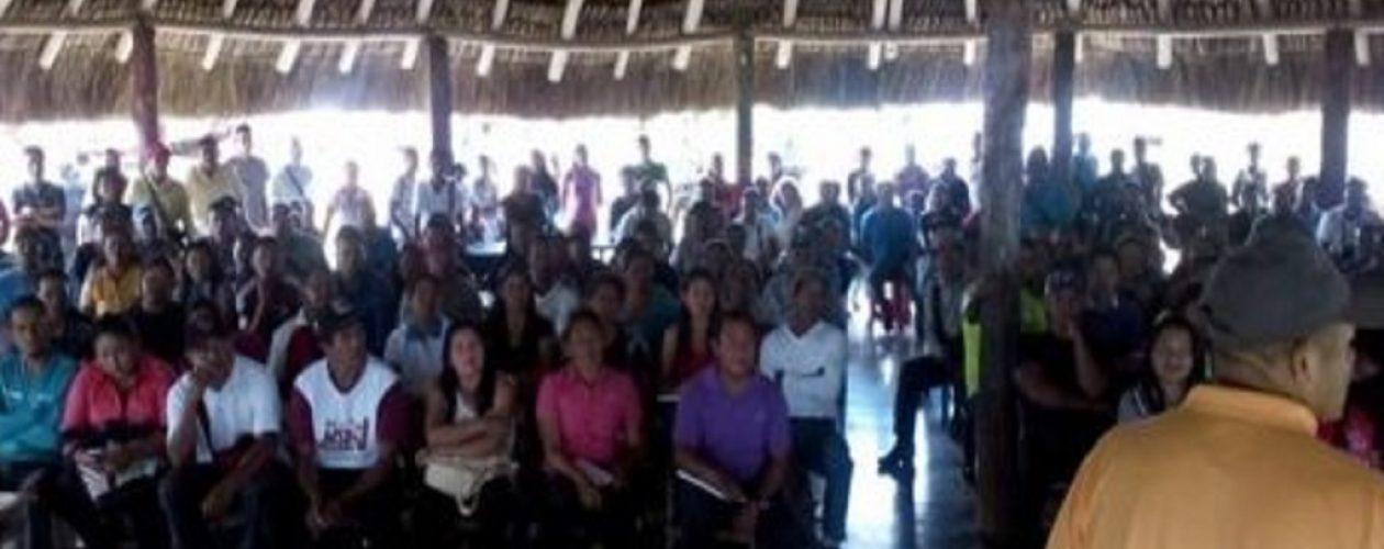 Pueblos indígenas rechazan cualquier negociación para la actividad minera
