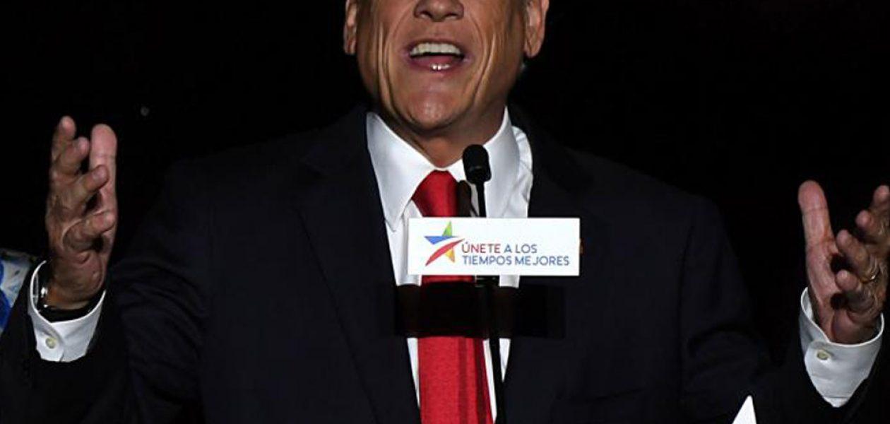 Sebastián Piñera es quien ganó las elecciones en Chile