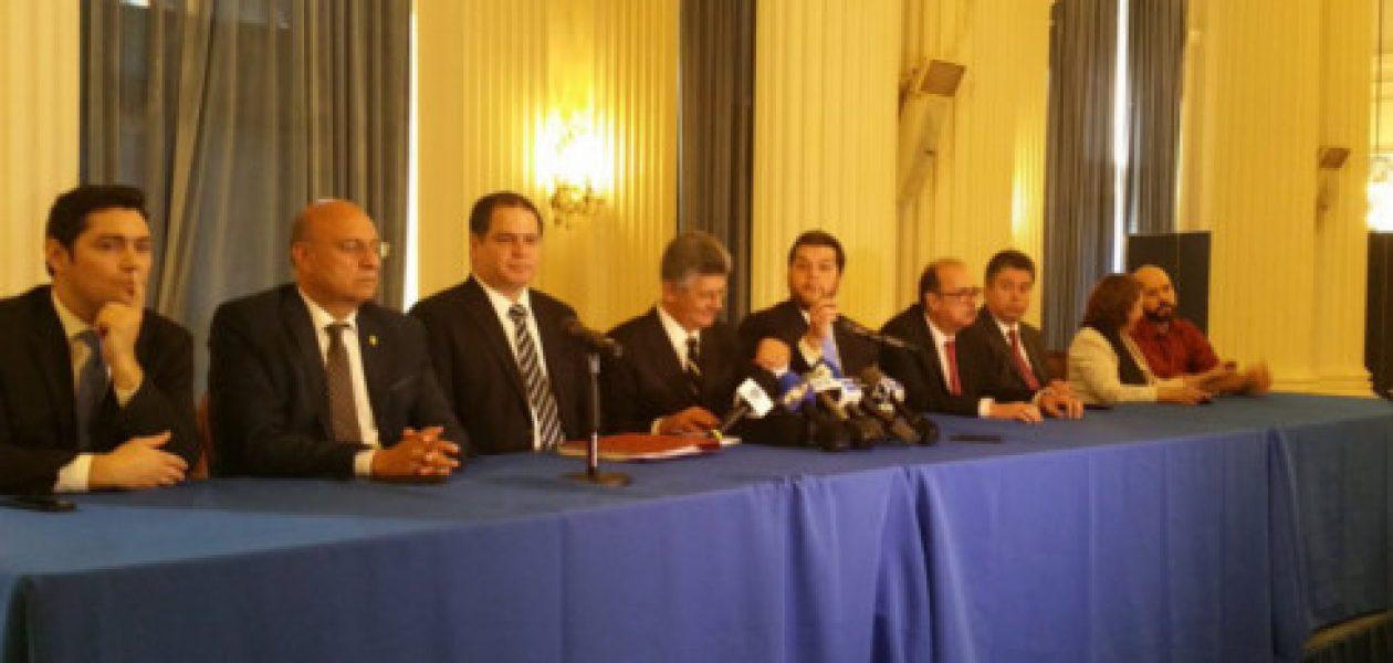 Las frases de Ramos Allup en la OEA