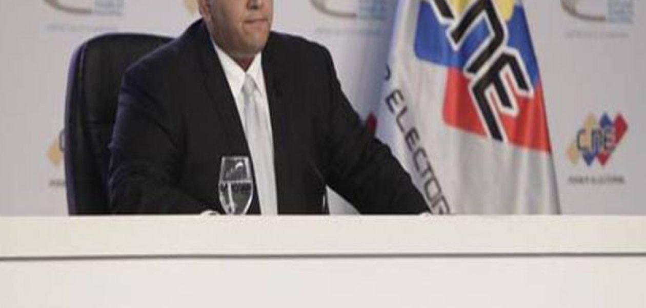 Rector Rondón: TSJ busca modificar propósito de la ley electoral