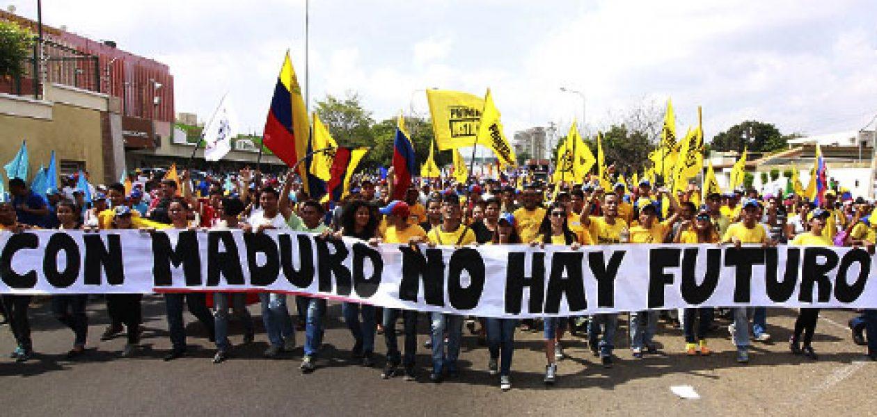 Venezuela se prepara para exigir el referendo revocatorio el próximo 12 de octubre