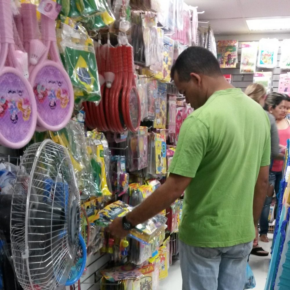 Inflación complicó regalos del Niño Jesús