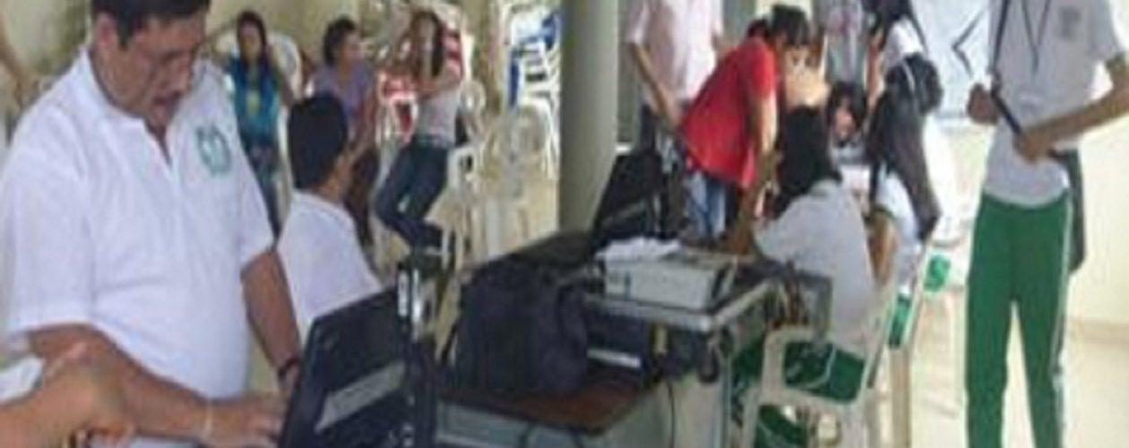 Registraduría de Cúcuta se abarrota de venezolanos en Colombia