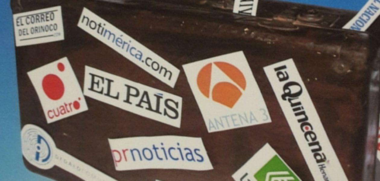Periodismo en España: Relatos para periodistas venezolanos