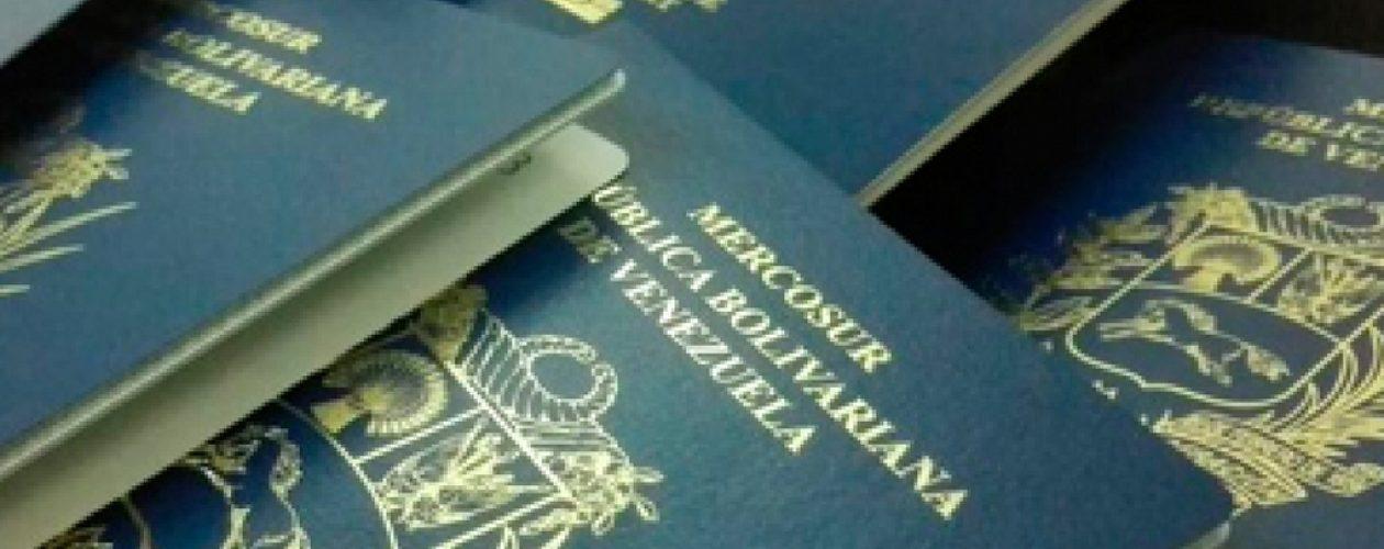 Sin renovación del pasaporte no podrán comprar pesos colombianos