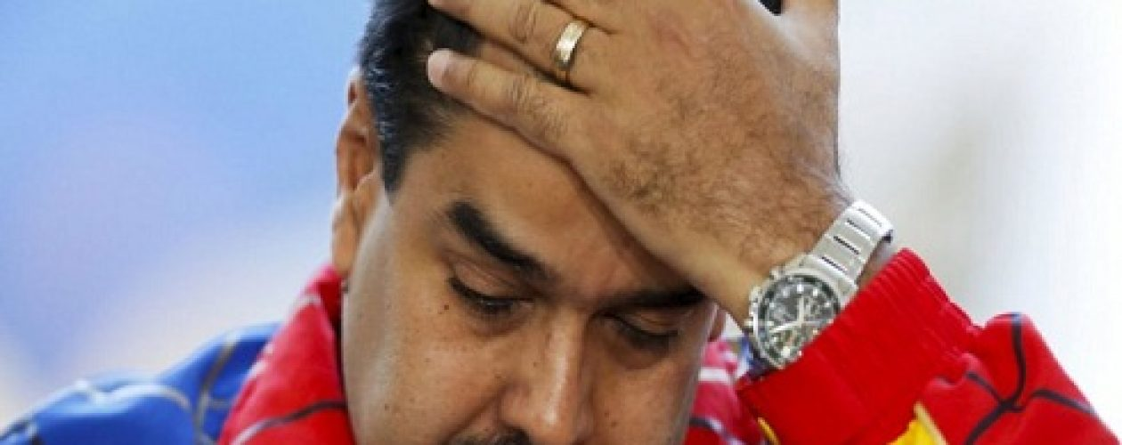 Aseguran que renuncia de Maduro es un hecho