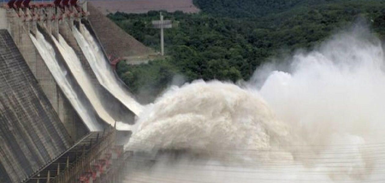 Represa Guri no ha colapsado