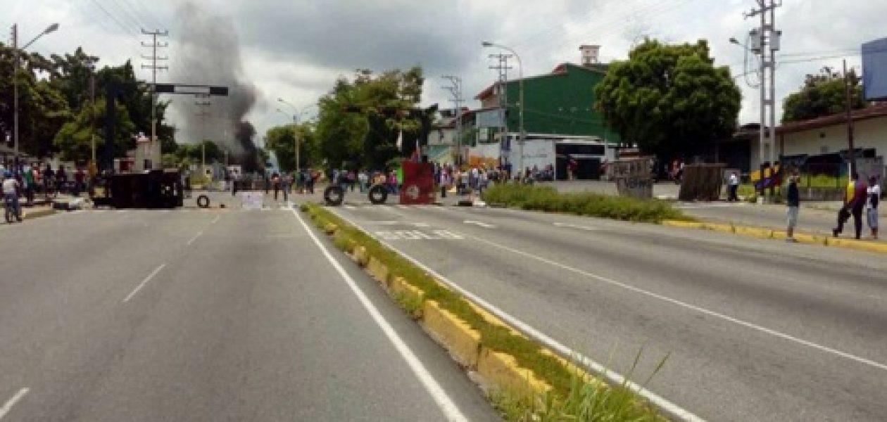 Represión en Mérida registró 330 personas heridas