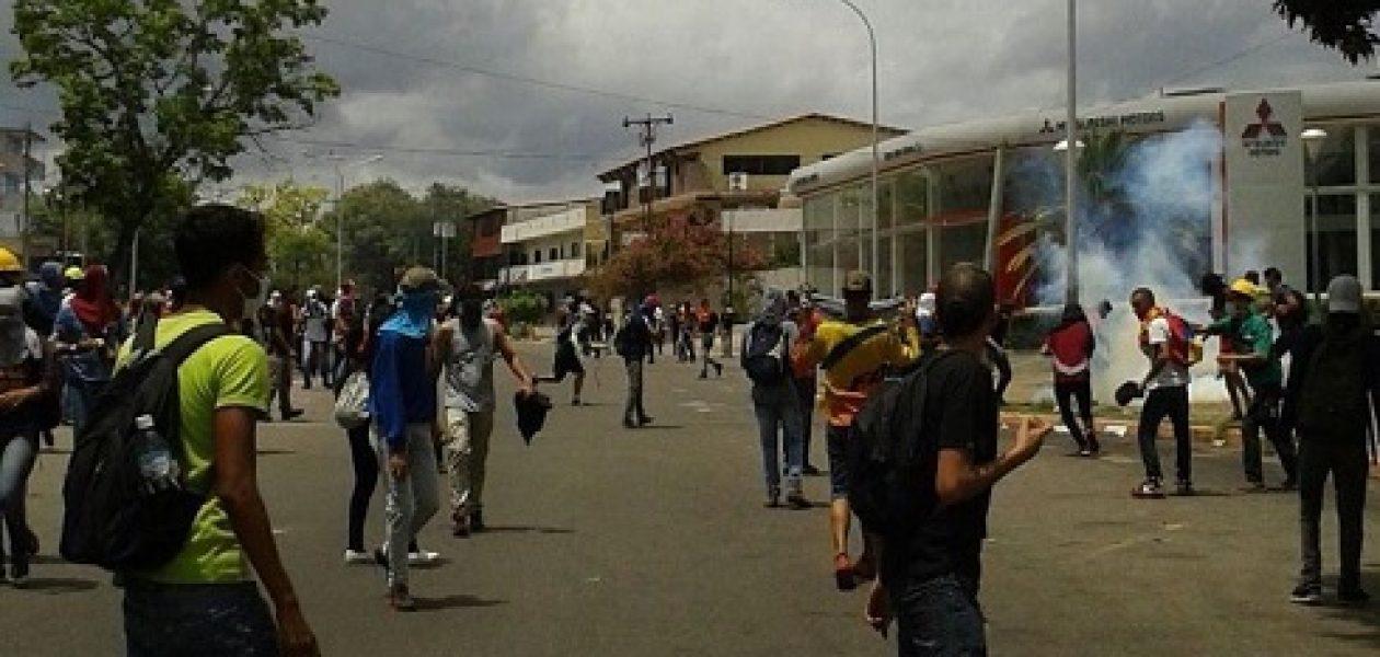 Represión en Ciudad Bolívar violó autonomía del Decanato de la UDO