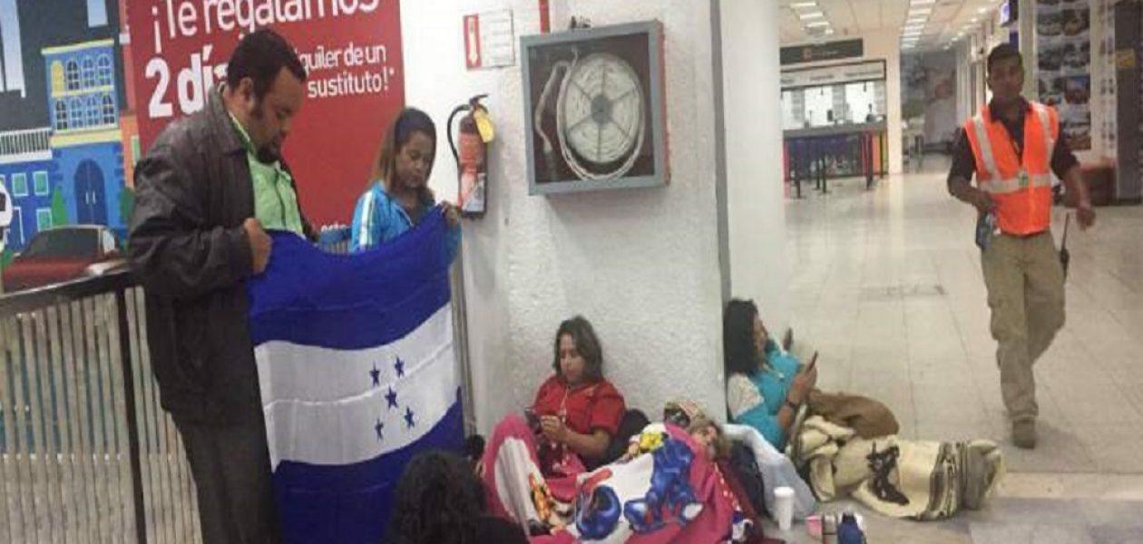 Incumplimiento de requisitos migratorios impide a grupo venezolano ingresar a Honduras