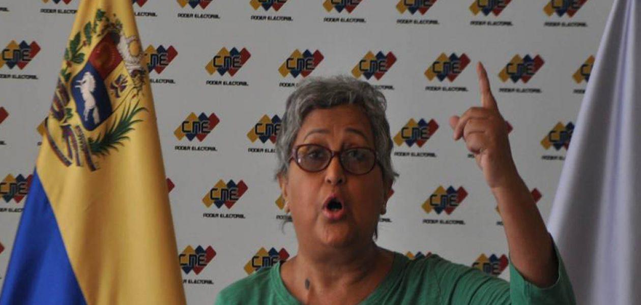 CNE anunció el resultado de la Asamblea Nacional Constituyente