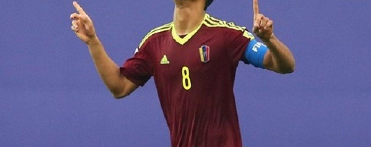 Vinotinto hace historia al clasificar a cuartos de final del Mundial Sub-20