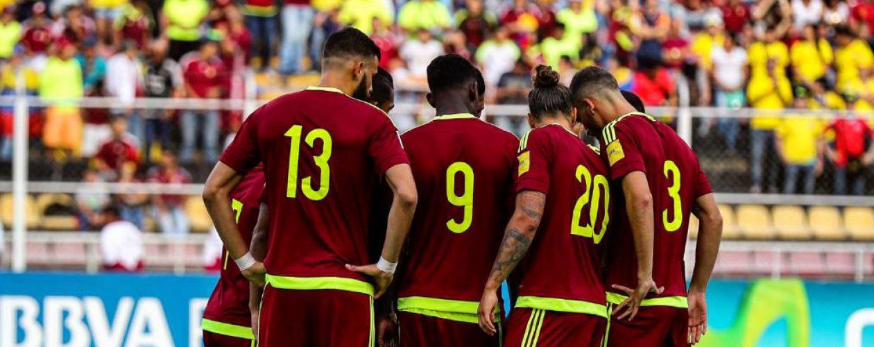 """La Vinotinto se la pone difícil a Argentina tras empate en el """"Monumental"""""""