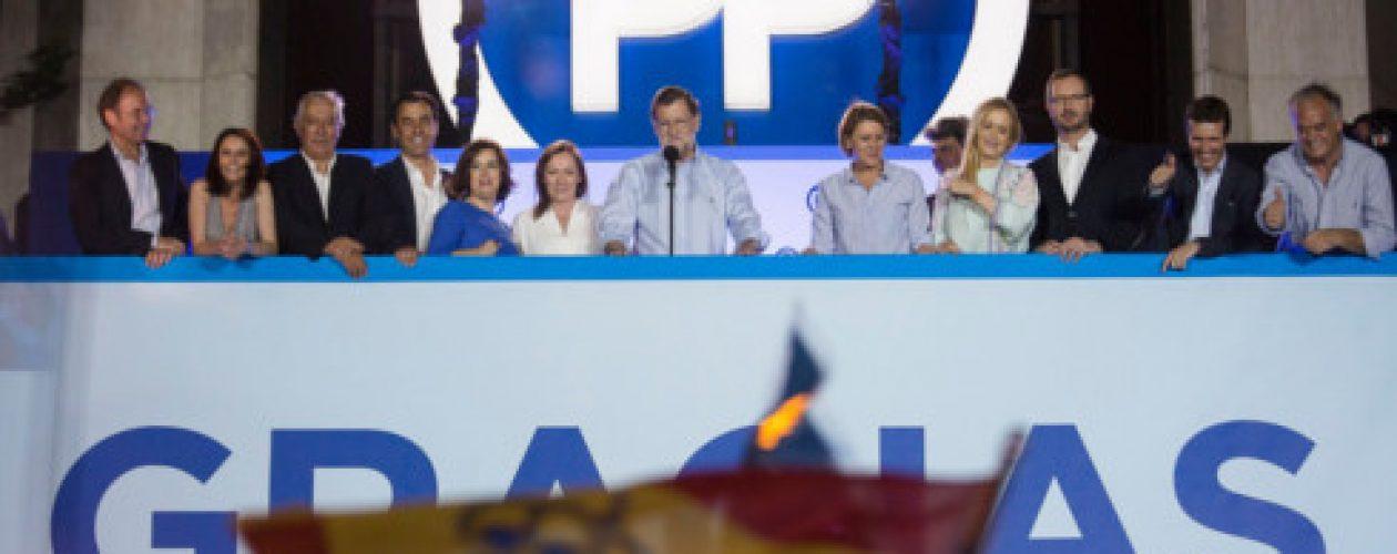 Españoles le dijeron no al populismo
