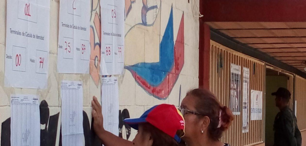 ¿Resultados electorales son responsabilidad de la abstención?