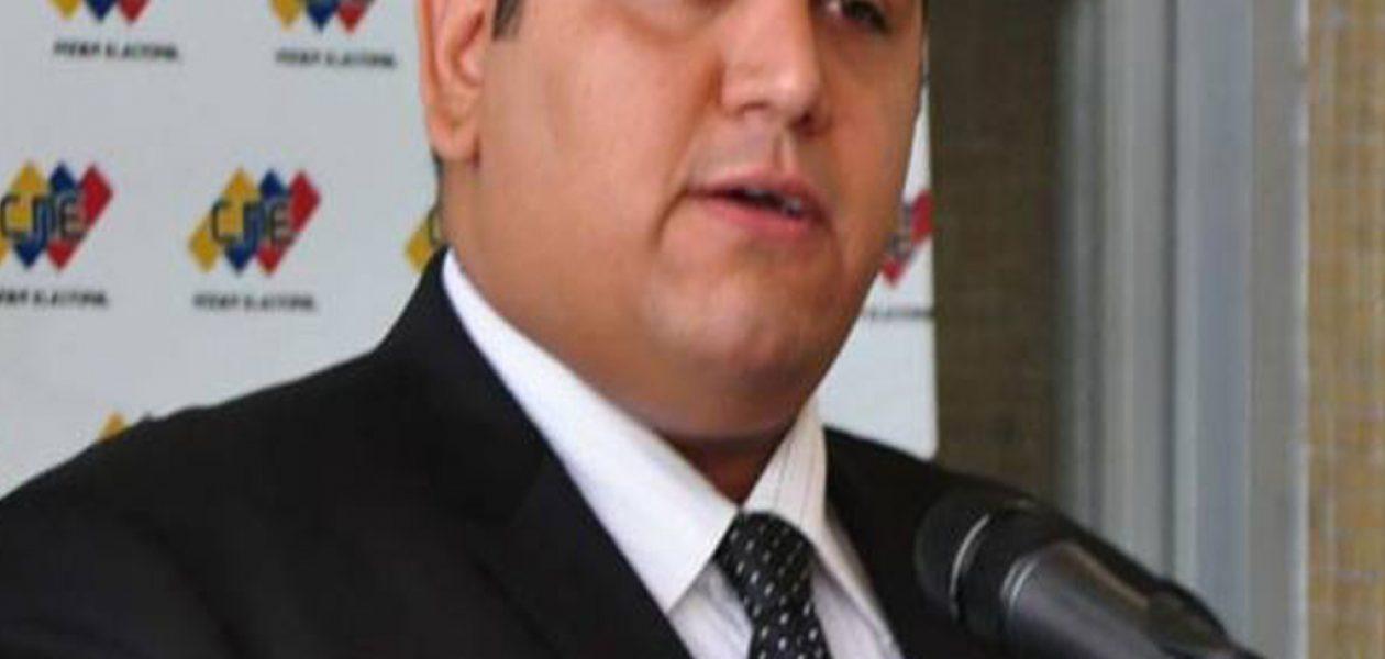 Rector Rondón denuncia reubicación de centros electores a pocos días de los comicios