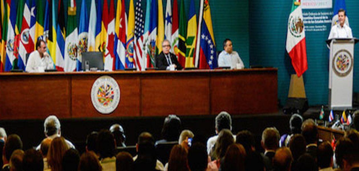 OEA difundió informe con los 7 crímenes de lesa humanidad suscitados en Venezuela