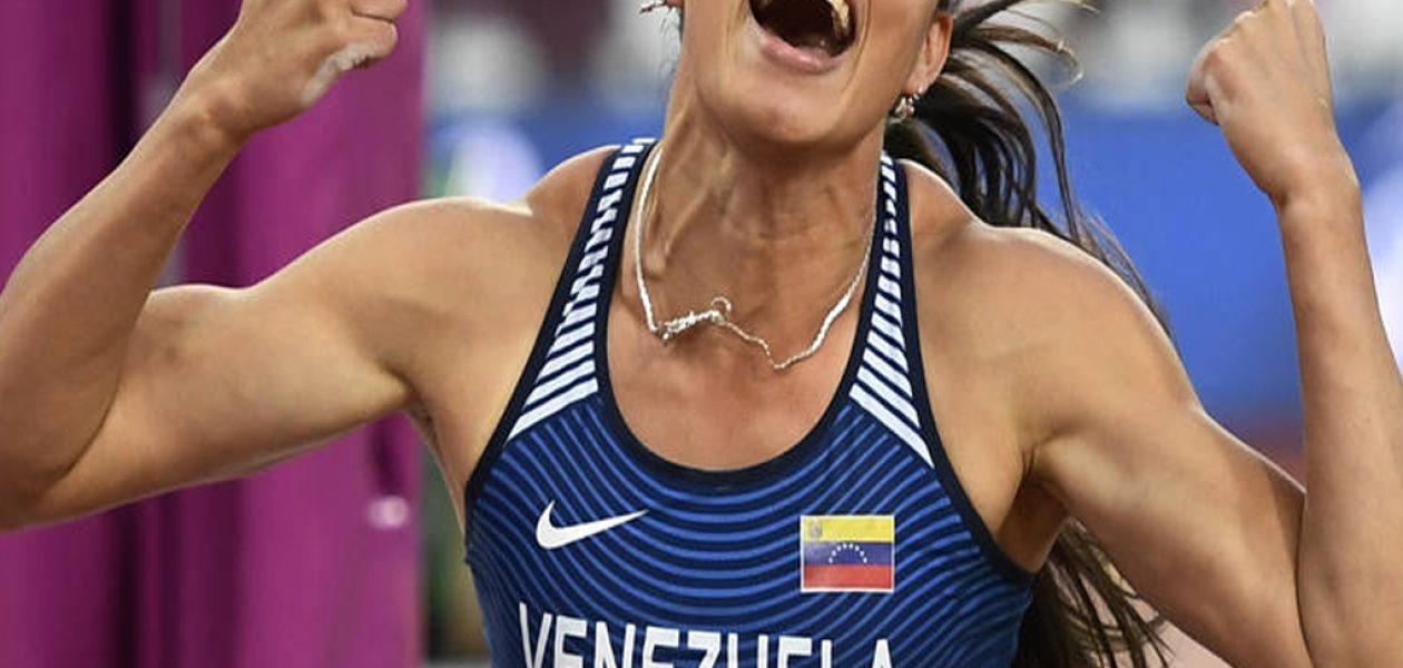 Robeilys Peinado gana histórica medalla de bronce en Mundial de Atletismo