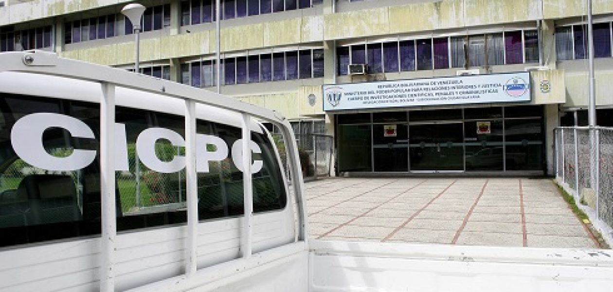 Policías implicados en robo de vehículos en Bolívar