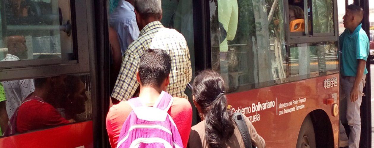 «Crisis del transporte público es responsabilidad de la corrupción del Psuv»