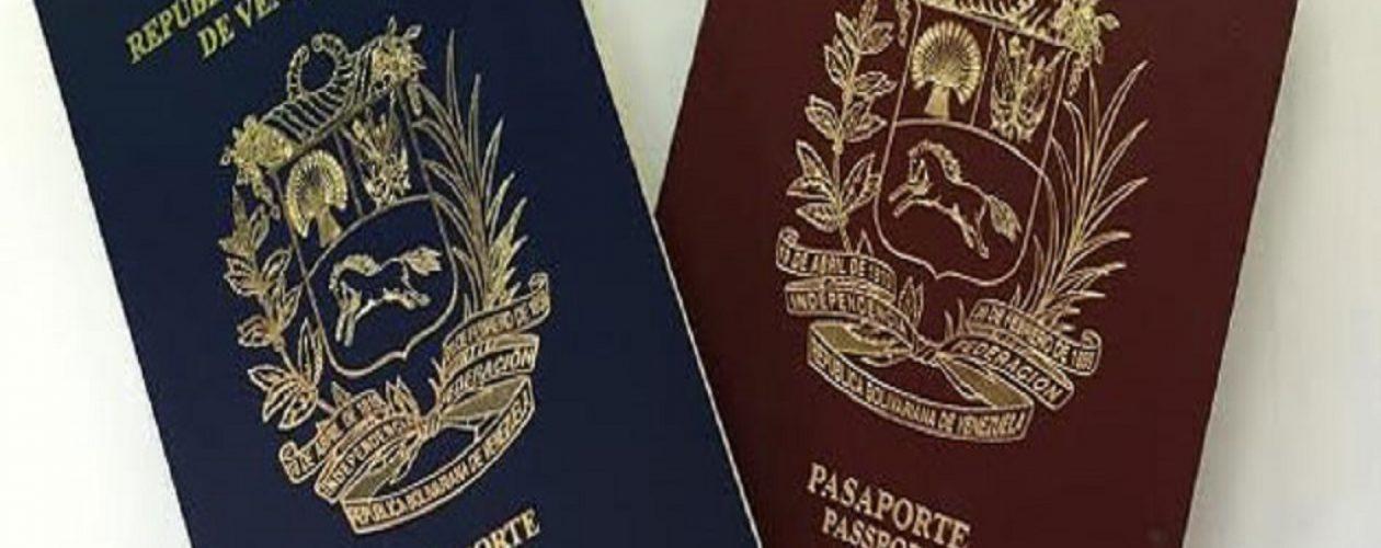 Saime suspendió citas para pasaportes
