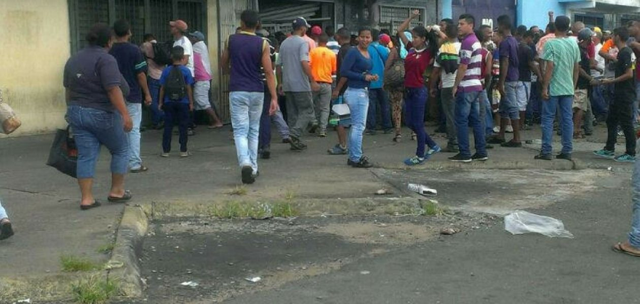 Colectivos se despliegan para impedir saqueos en San Félix