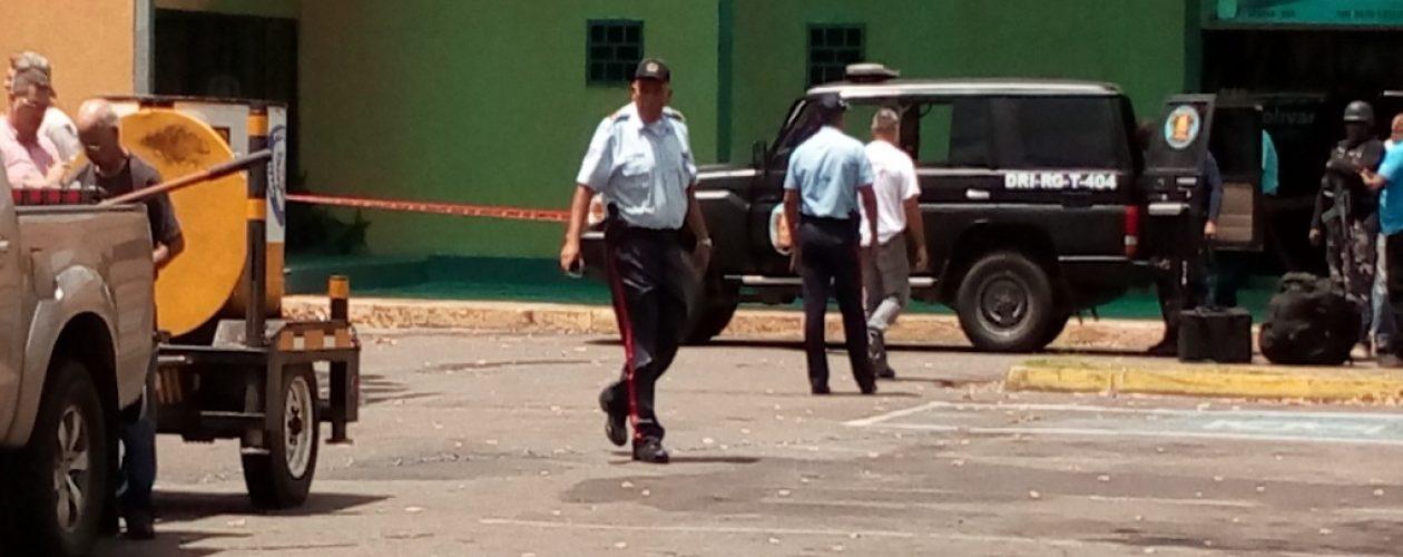 Atacada sede policial en Bolívar con disparos y granada