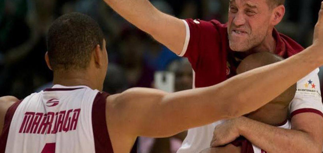 Selección venezolana de baloncesto enfrentará a España en Málaga