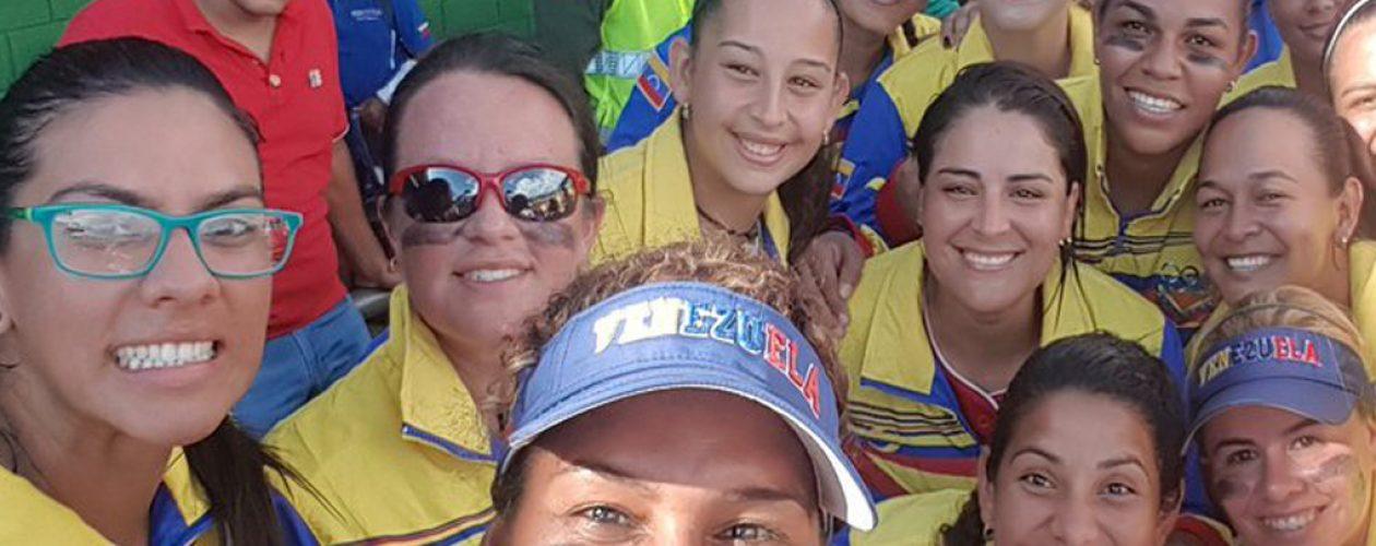 Softbol femenino se colgó el oro en los Juegos Bolivarianos