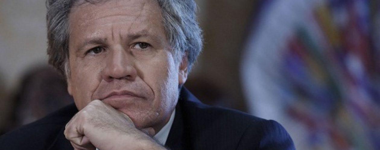 Almagro agradece apoyo del Senado de EE.UU a Carta de democrática para Venezuela