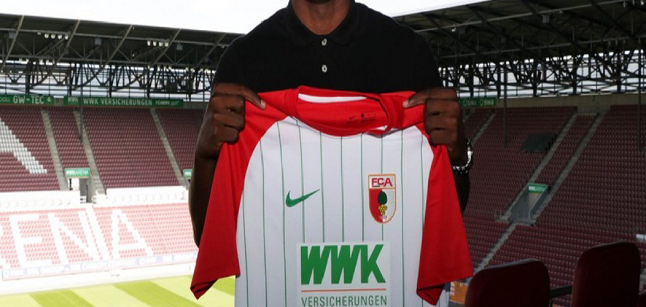 Sergio Córdova nuevo jugador del FC Augsburgo de Alemania