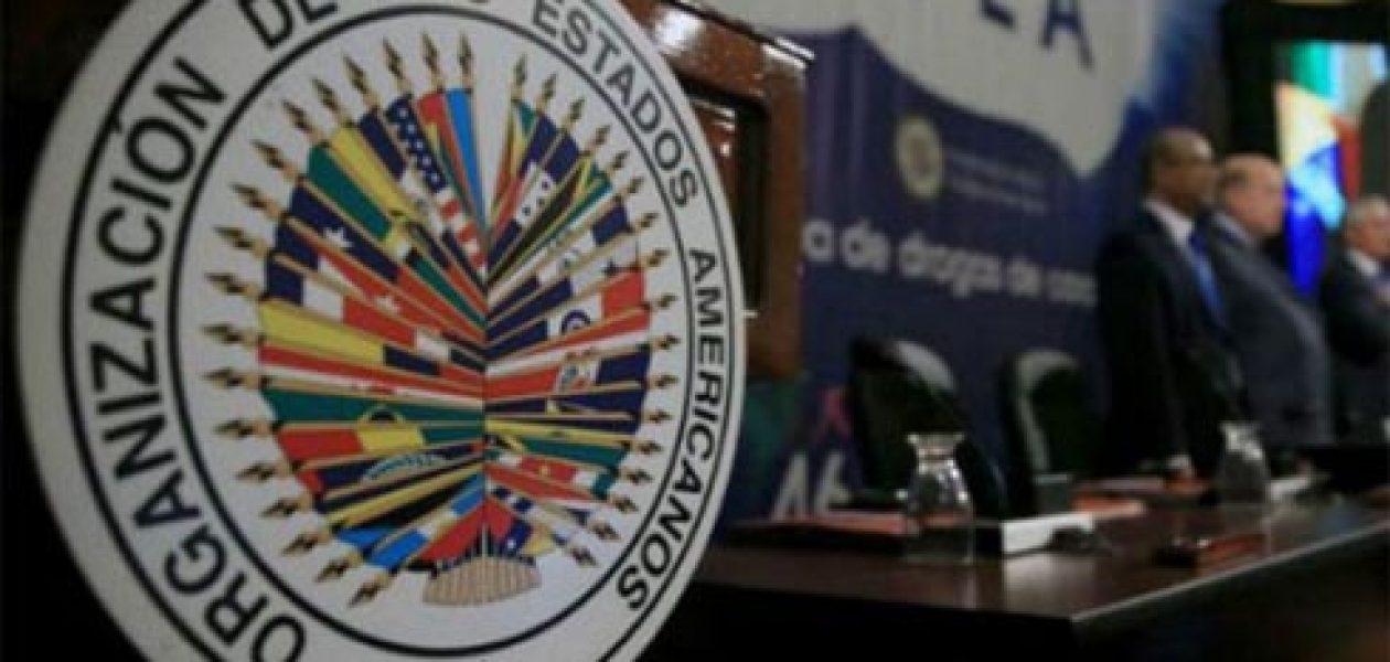 Sesión de la OEA sobre Venezuela aprueba resolución democrática
