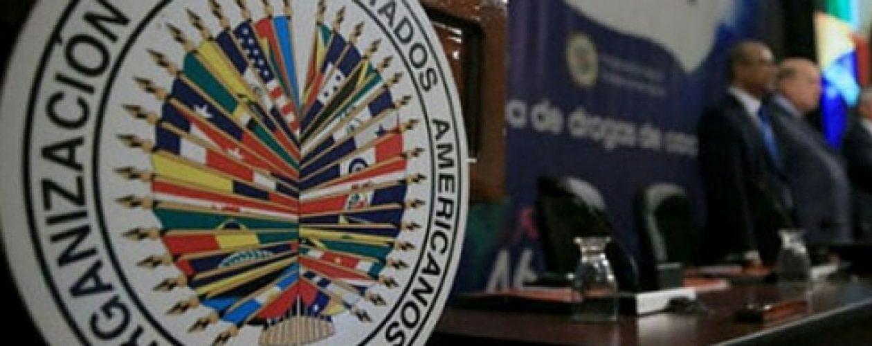 Sesión extraordinaria de la OEA discute situación de Venezuela y activación de la Carta Democrática