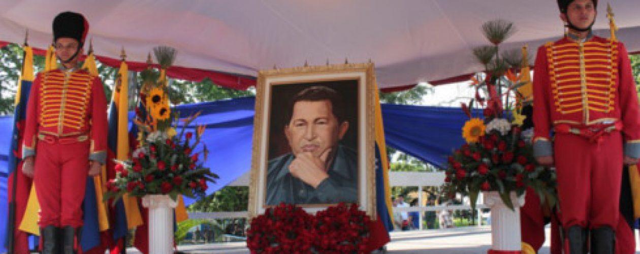 La siembra del Comandante: Vielma Mora lo sembró en la Táchira