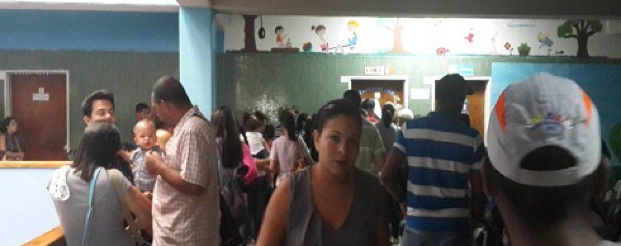 Se acaban las vacunas ante brote de difteria en Bolívar