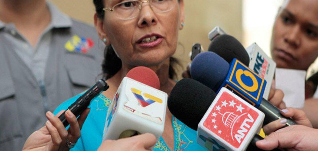 """Socorro Hernández: """"Cerrado el ciclo de reubicación de centros electorales"""""""