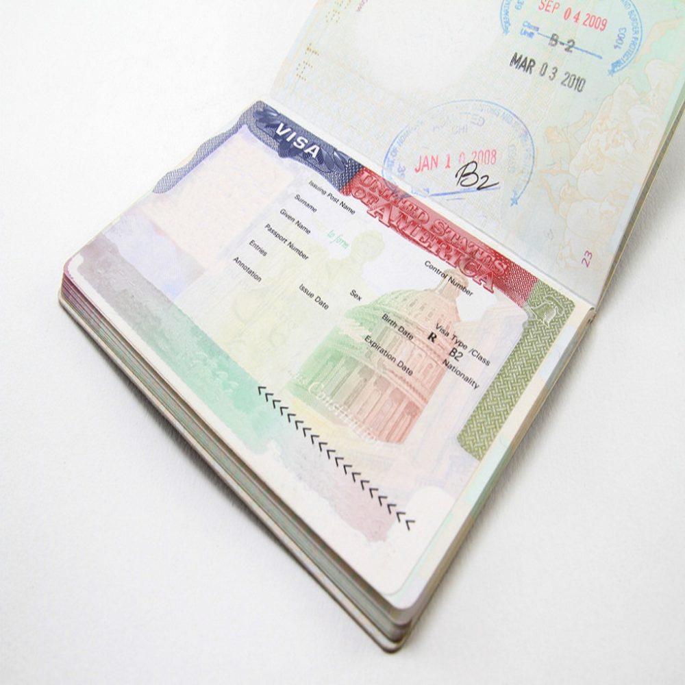 Conoce los requisitos para la solicitud de visa americana por primera vez