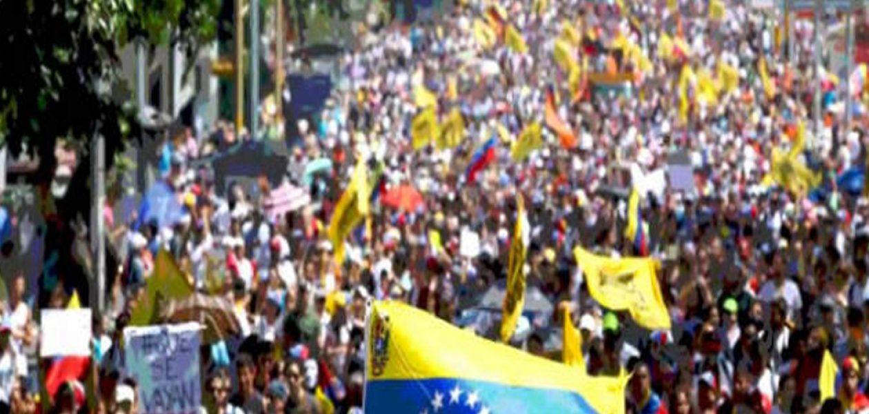Soy Venezuela: La nueva coalición opositora paralela a la MUD