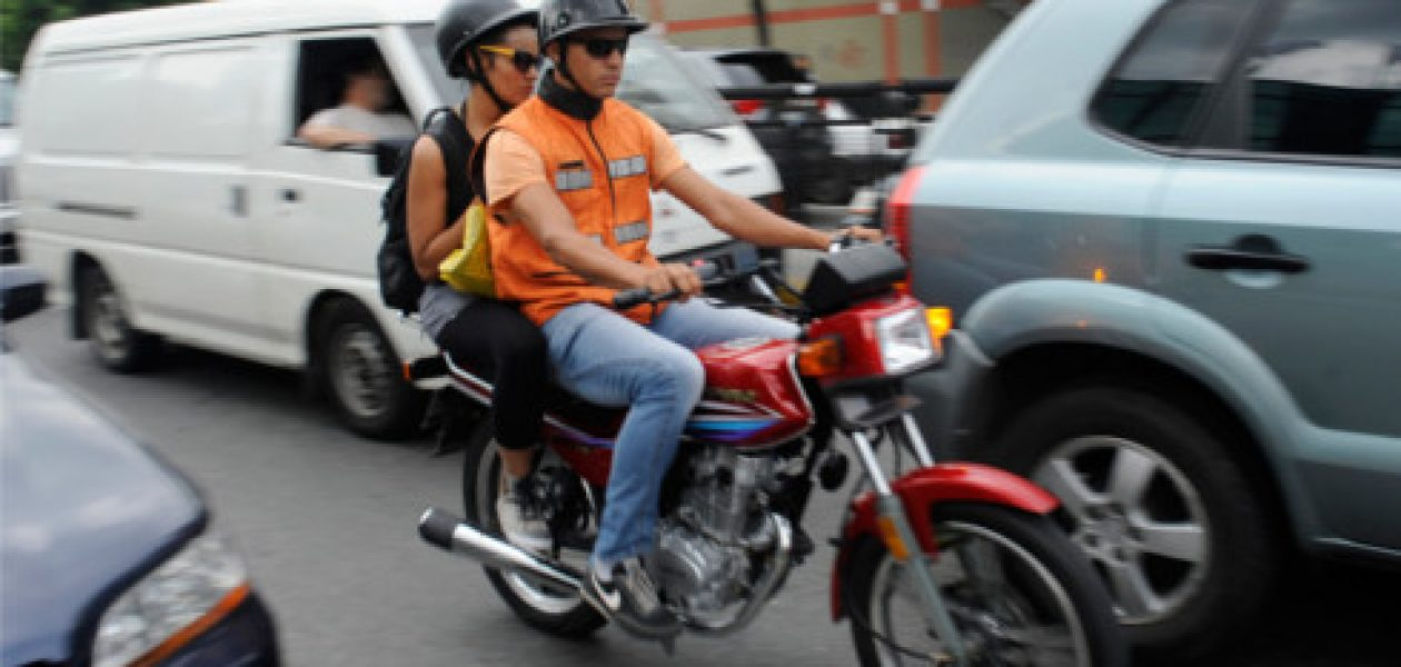 En Táchira eliminarán líneas de mototaxis ilegales