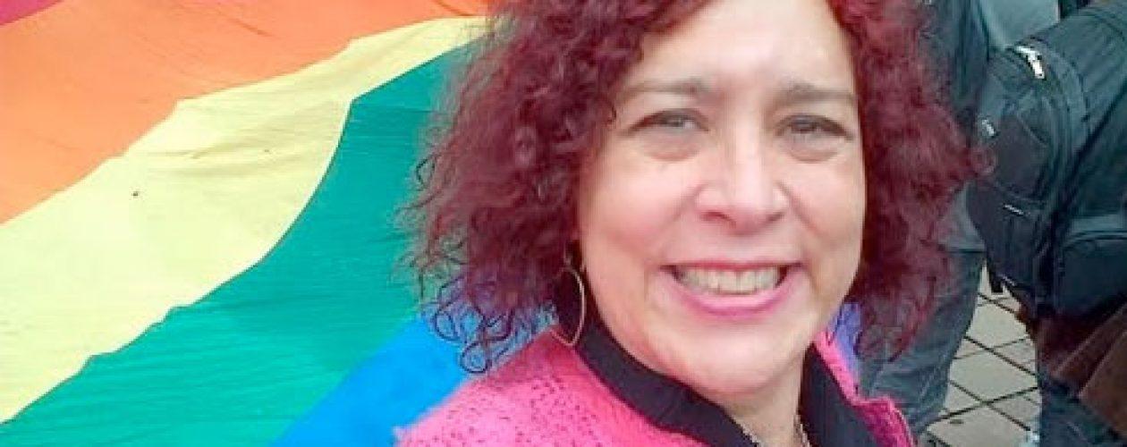 Tamara Adrián: primera trans en convertirse en diputada en Venezuela